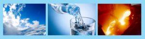 como se distingue el soluto del solvente