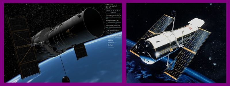 Hubble ha buscado el Planeta X