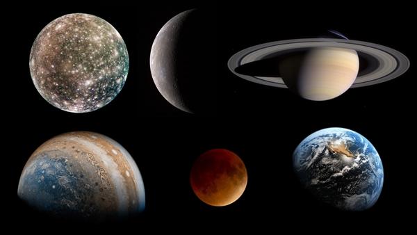 Caracter sticas de los planetas del sistema solar visual avi - Caracteristicas de los planetas interiores ...
