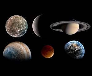 Características De Los Planetas Del Sistema Solar