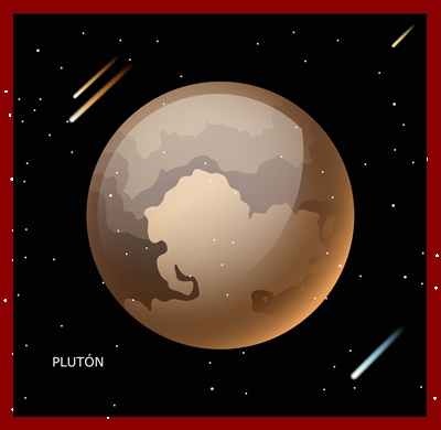 Plutón Desapareció