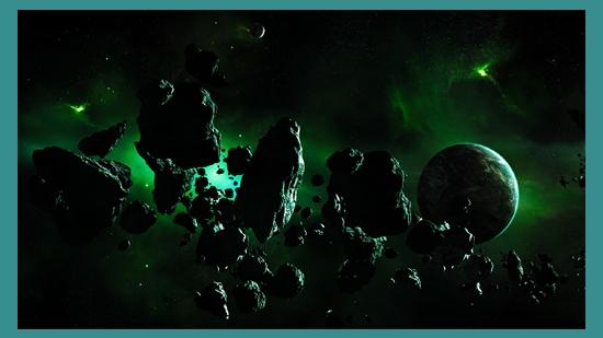 Qué es el cinturón de asteroides