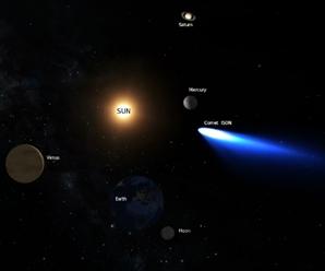 Nombres De Cometas Que Han Pasado Cerca De La Tierra