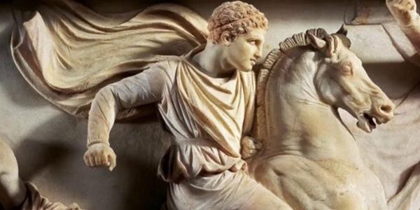Alejandro Magno - Imagen