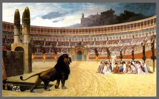 Persecuciones Contra Cristianos - Imagen