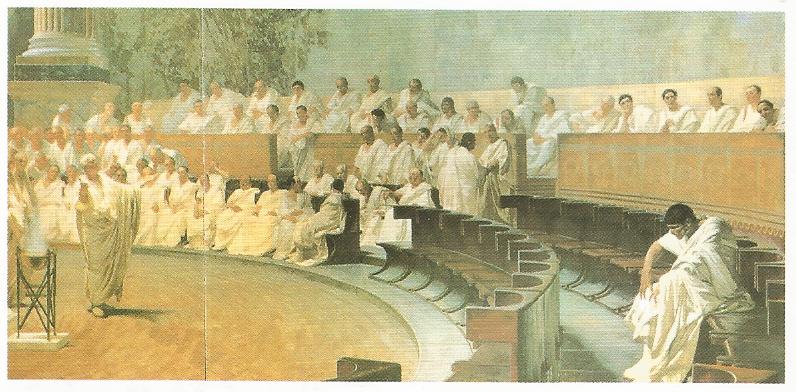 Cicerón - Imagen