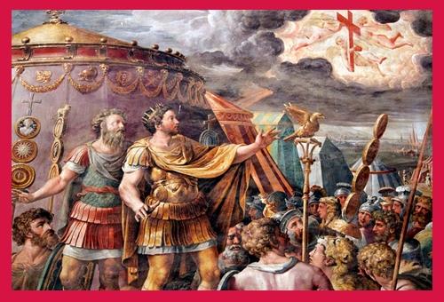 Constantino primer emperador cristiano de Roma - Imagen