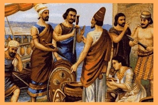 ¿Cómo Era La Organización Social De Los Fenicios? - Visual Avi