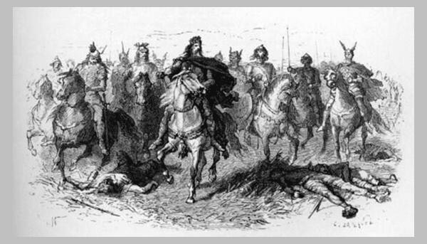 La época de Carlomagno - Imagen
