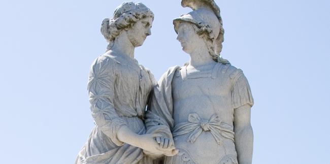 Los padres Alejandro Magno - Imagen