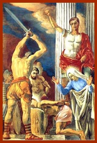 San Justino apologista cristiano - Imagen