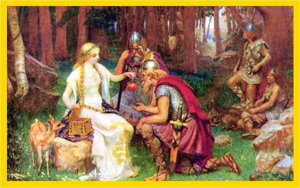 Vikingos - Imagen