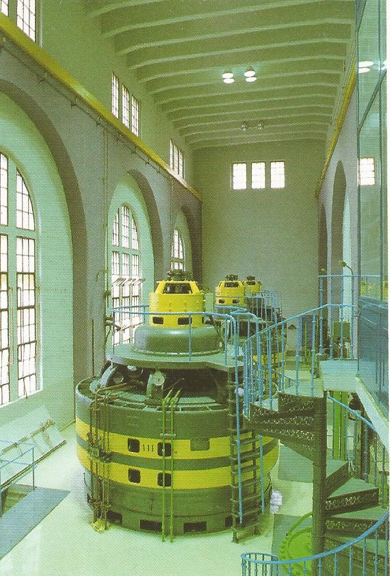centrales hidráulicas - Imagen