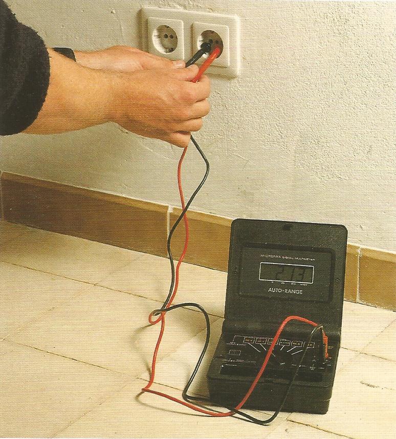 Polímetros (multímetro o tester) - Imagen