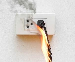 Seguridad eléctrica hogar