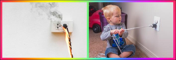 Seguridad eléctrica en el hogar - Imagen